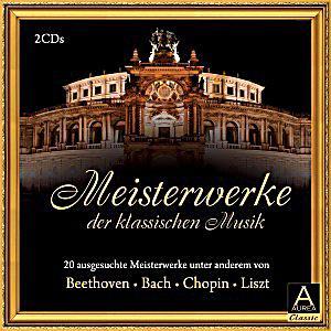 Image of 20 Meisterwerke-Der Klassischen Musik