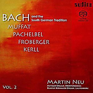Image of Bach Und Die Süddeutsche Orgelschule