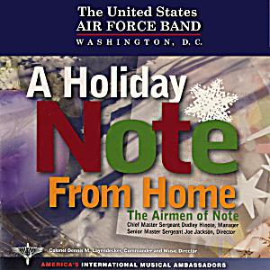 Image of A Holiday Note From Home