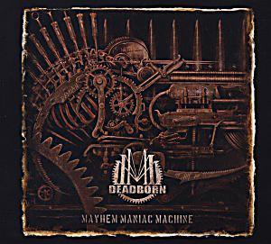 Image of Mayhem Maniac Machine