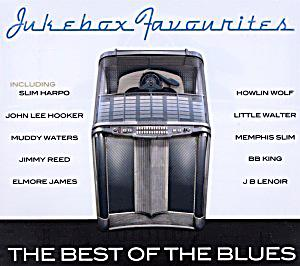 Image of The Best of the Blues, 4 CDs