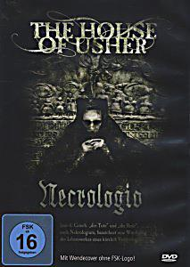 Image of The House Of Usher: Necrologio