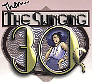 Image of The Swinging 30 S, 4 CDs