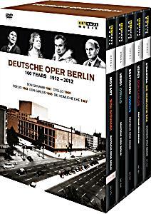 Image of 100 Jahre Deutsche Oper Berlin DVD-Box