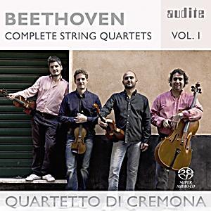Image of Complete String Quartets Vol.1