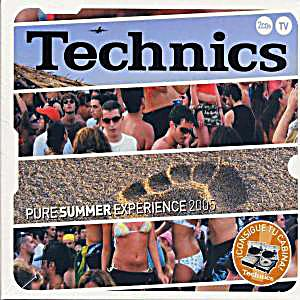 Image of technics - pure summer experience 2005