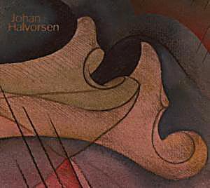 Image of Johan Halvorsen Violin Sonatas