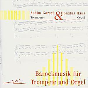 Image of Barockmusik Für Trompete Und Orgel