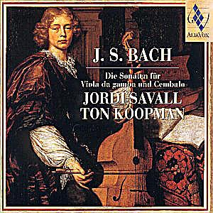 Image of Die Sonaten für Viola da gamba und Cembalo