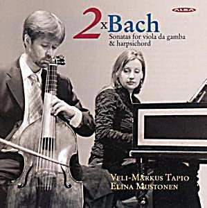 Image of 2 X Bach (J.S.Und C.Ph.E.)
