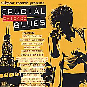 Image of Crucial Chicago Blues