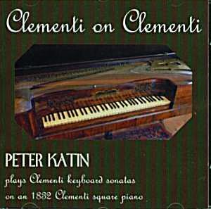 Image of Clementi On Clementi - Piano Sonaten