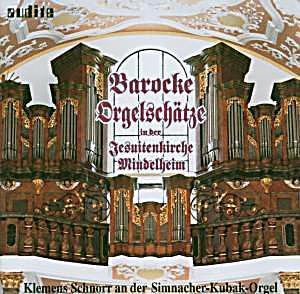 Image of Barocke Orgelschätze-Jesuitenkirche Mindelheim