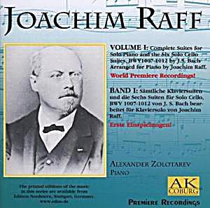 Image of Sämtliche Klaviersuiten Vol.1