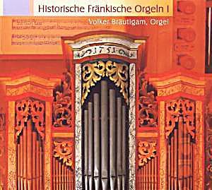 Image of Historische Fränkische Orgeln