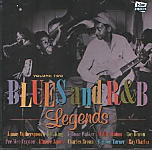 Image of Blues And R&B Legends-Vol.2