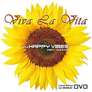 Image of DJ HAPPY VIBES feat. Jazzmin - Ph÷nix