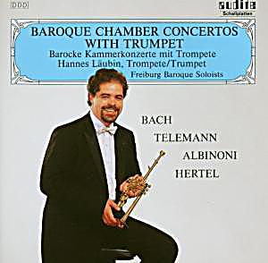 Image of Baroque Chamber Concertos With Trumpet