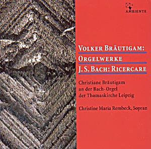 Image of Bräutigam-Orgelwerke/Bach-Rice
