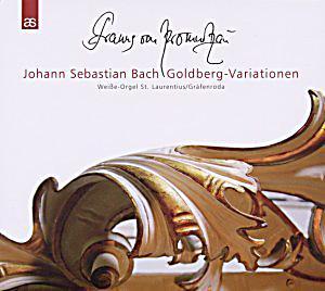 Image of Goldberg-Variationen (Orgel)