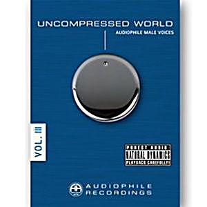 Image of Uncompressed World Vol.3-Male Voices