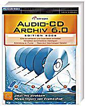 Image of Audio-CD Archiv 6.0 - Edition 2008