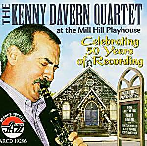 Image of The Kenny Davern Quartet At The Mill Hill Playhous