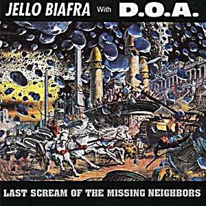 Image of Last Scream Of The Missing Neighbor