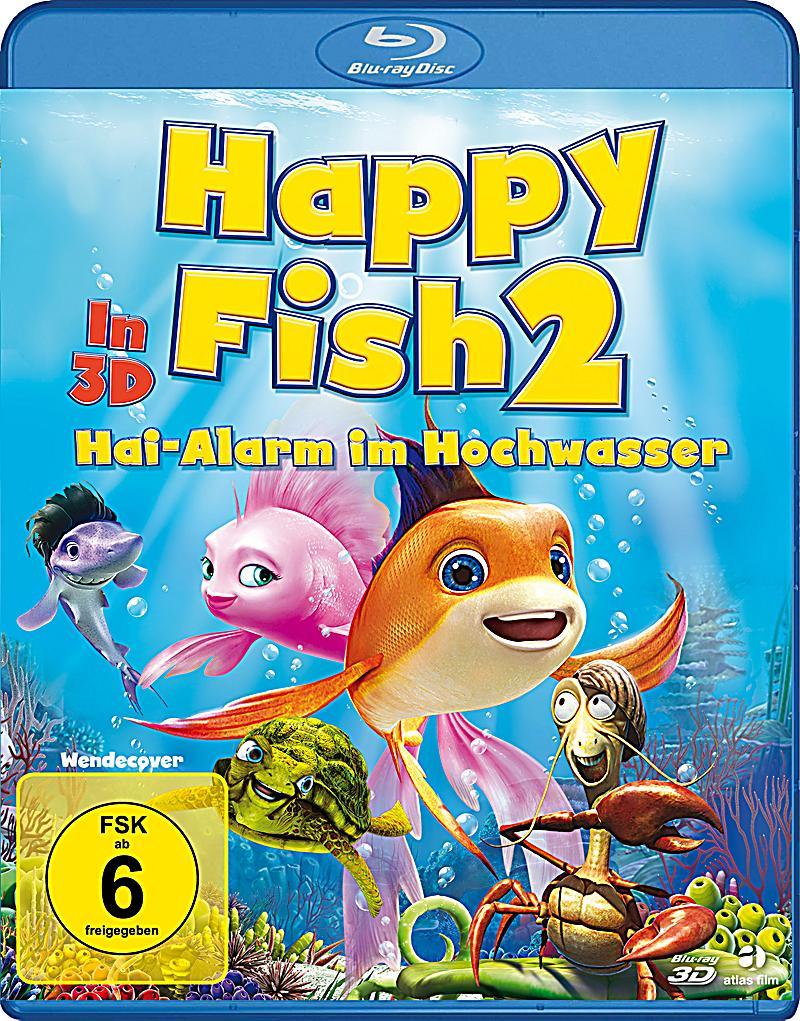 Image of Happy Fish 2: Hai-Alarm im Hochwasser - 3D-Version