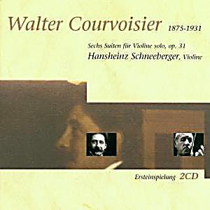 Image of 6 Suiten F.Violine Solo,Op.31