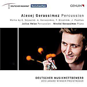 Alexej Gerassimez-Percussion-Dt.Musikwettb.