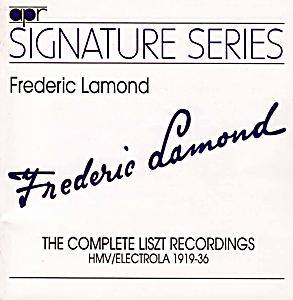 Image of Complete Liszt Recordings