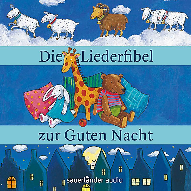 Image of Die Liederfibel Zur Guten Nacht, CD
