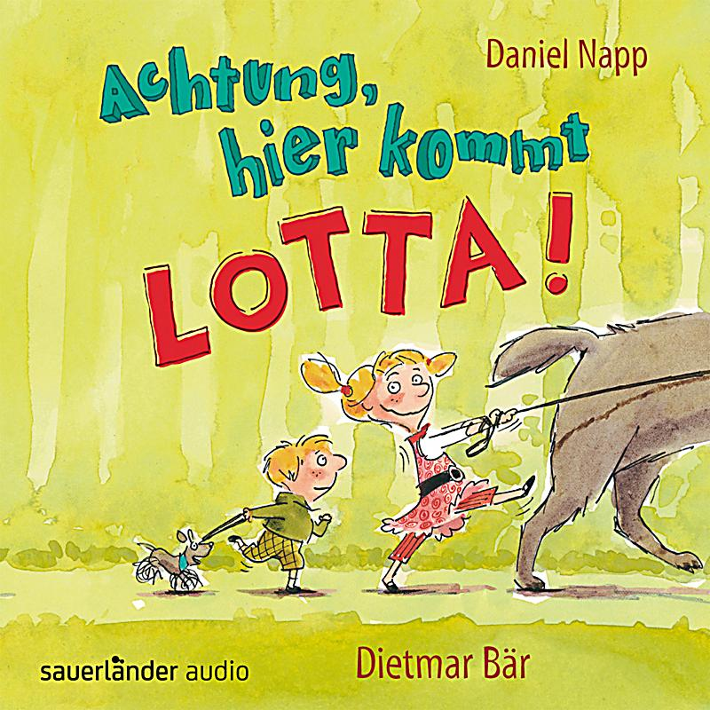Image of Achtung, hier kommt Lotta!, 2 Audio-CDs