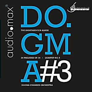 Image of 24 Preludes Op.34/Streichquartett 8 Op.110