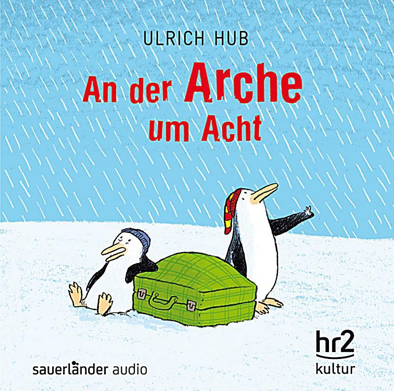 Image of An der Arche um acht, 1 Audio-CD