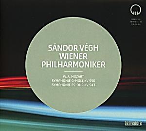 Image of Sinfonien Kv 550/543