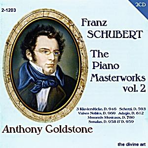 Image of The Piano Masterworks Vol.2