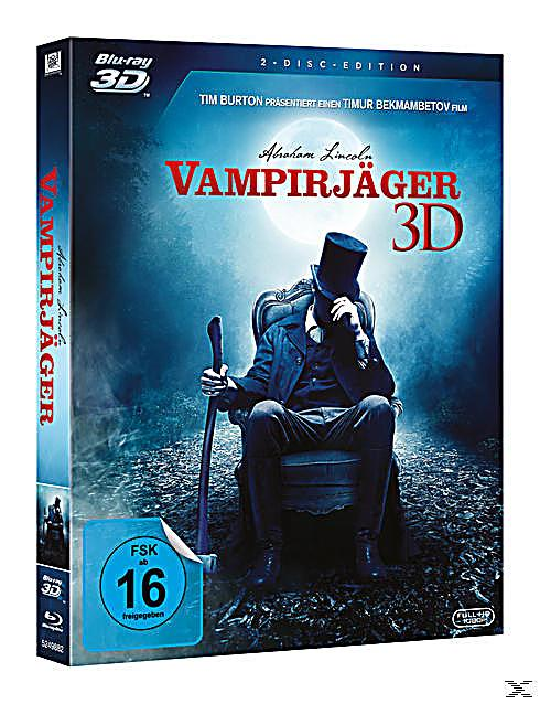 Image of Abraham Lincoln: Vampirjäger - 3D-Version