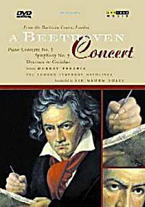 Image of Beethoven, Ludwig van - A Beethoven Concert: Piano Concert No.1 u.a.