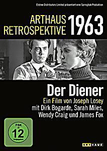 Image of Arthaus Retrospektive 1963 - Der Diener