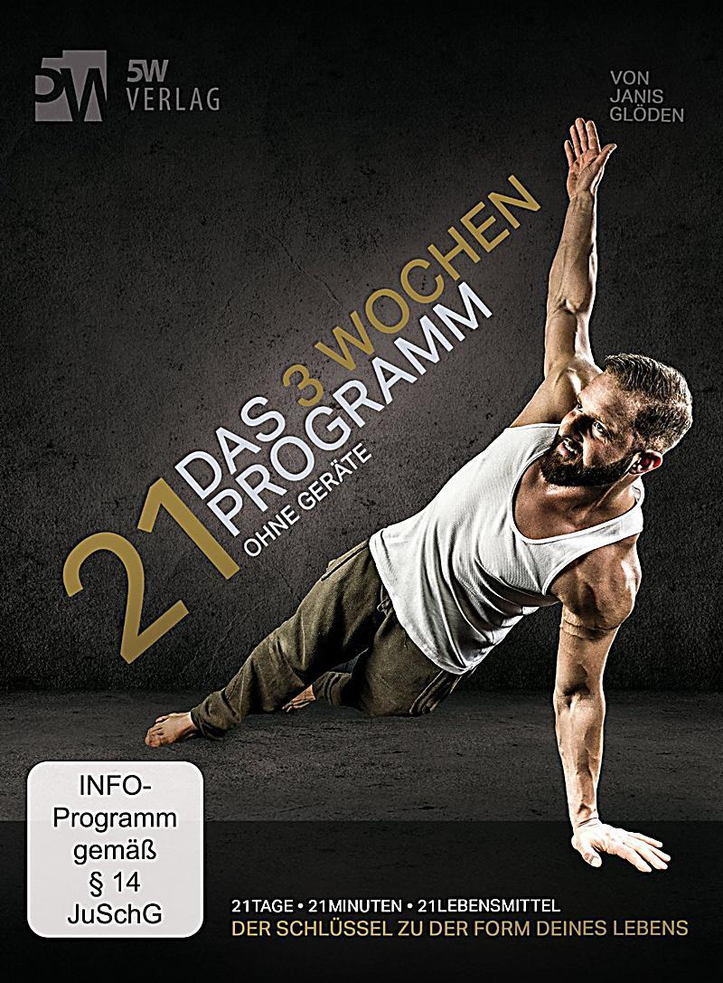 Image of 21 - Das 3 Wochen Programm ohne Geräte