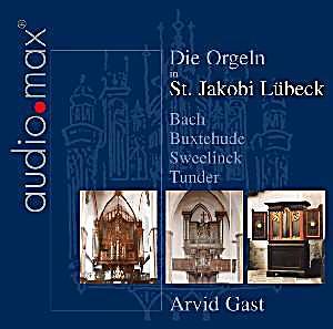Image of Die Orgeln in St. Jakobi Lübeck