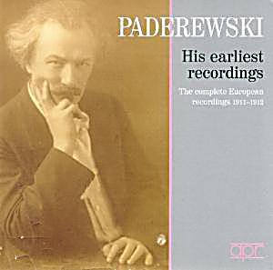 Image of Earliest Recordings 1911 - 1912