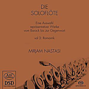 Image of Die Soloflöte Vol.3-Romantik