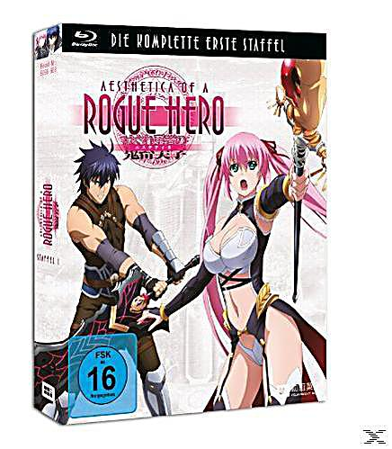 Image of Aesthetica of a Rogue Hero: Staffel 1