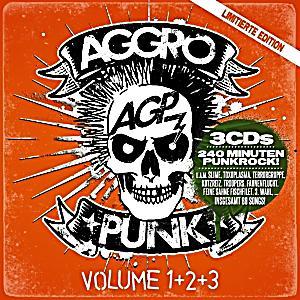 Image of Aggropunk Vol.1+2+3 (Box)