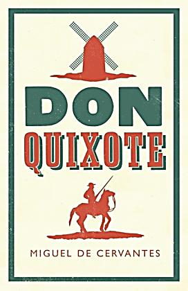 Image of Don Quixote, English edition