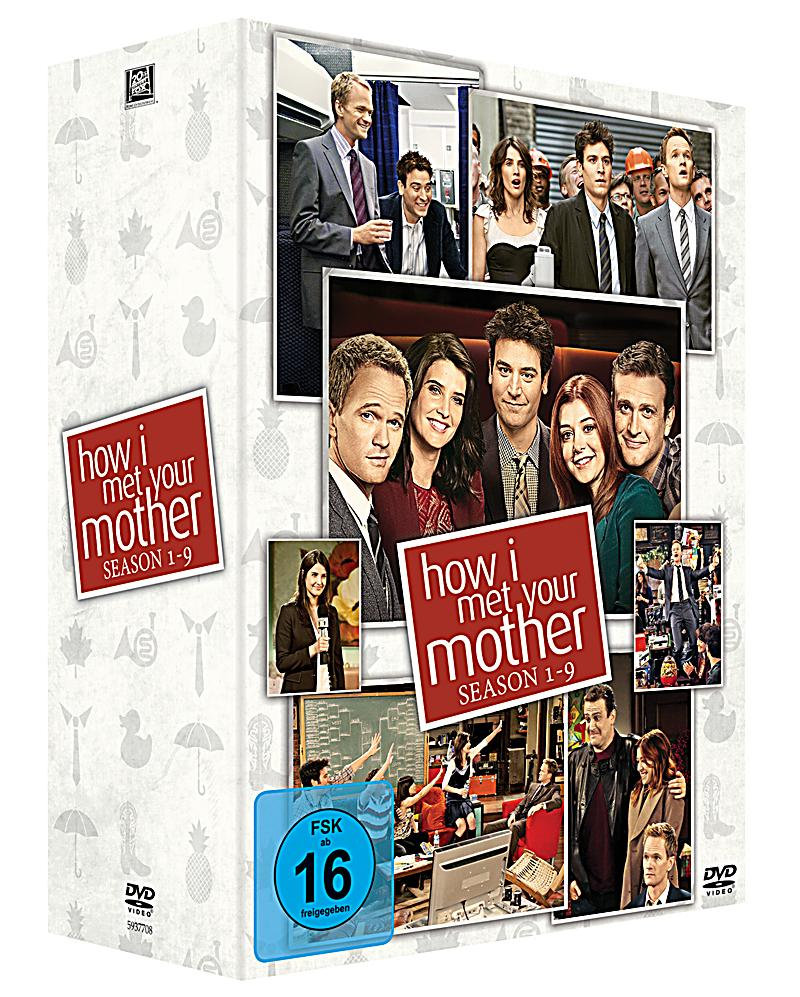 Image of How I Met Your Mother - Die komplette Serie