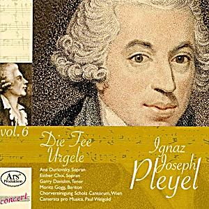 Image of Die Fee Urgele-Pleyel-Edition Vol.6